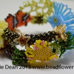 The bracelet I made for the BWG Challenge 2013