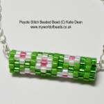 peyote stitch bead