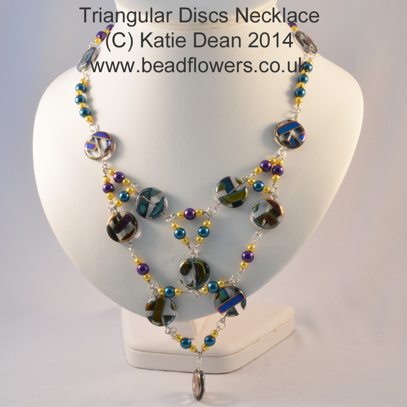 Making Jewellery - My World of Beads - Katie Dean