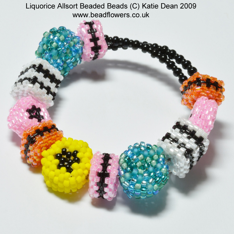 Memory Wire - My World of Beads - by Katie Dean