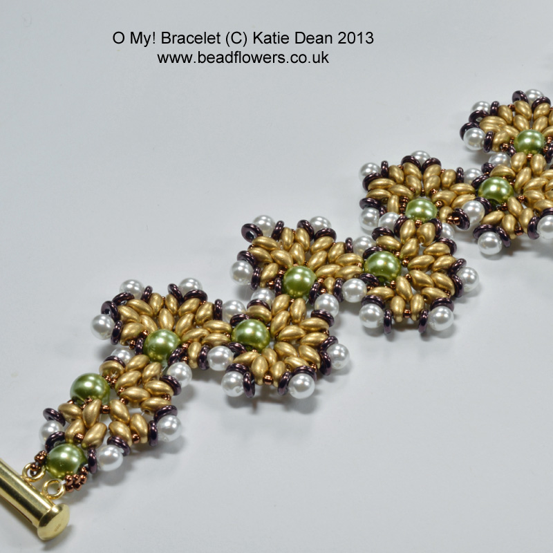 O Beads - My World of Beads - by Katie Dean