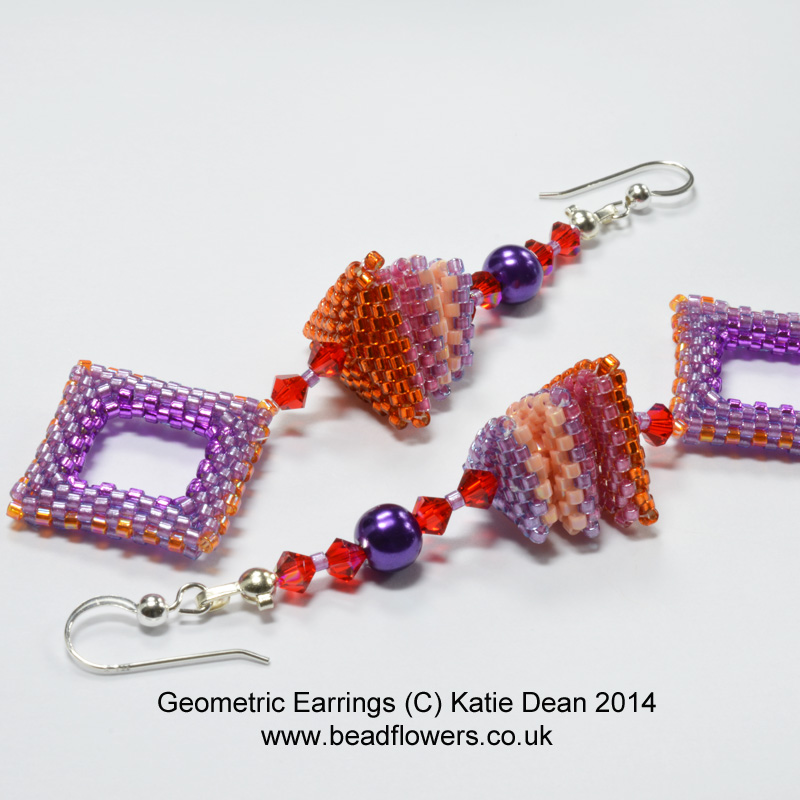 Geometric Beadwork Patterns - My World of Beads