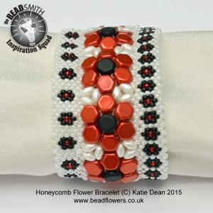 honeycomb beads