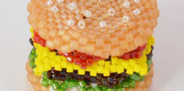 Beading Patterns for Food