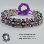 Arcos beads montee bracelet