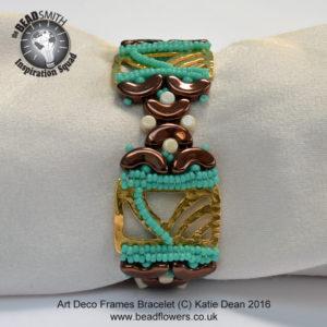 Arcos Beads Minos Frames Bracelet