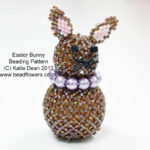 Easter Beading Project: Bunny