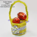 Easter Beading Projects: Basket