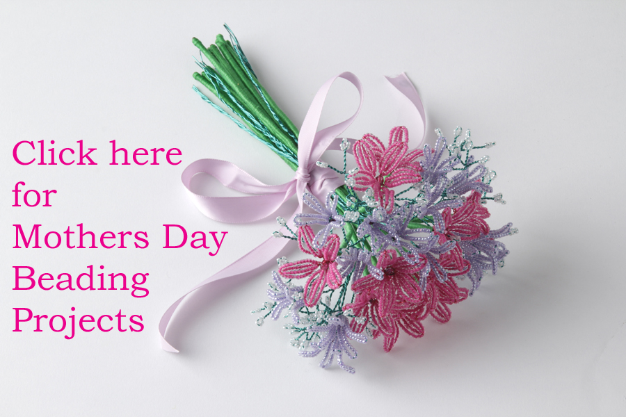 Mothers Day Beading Projects