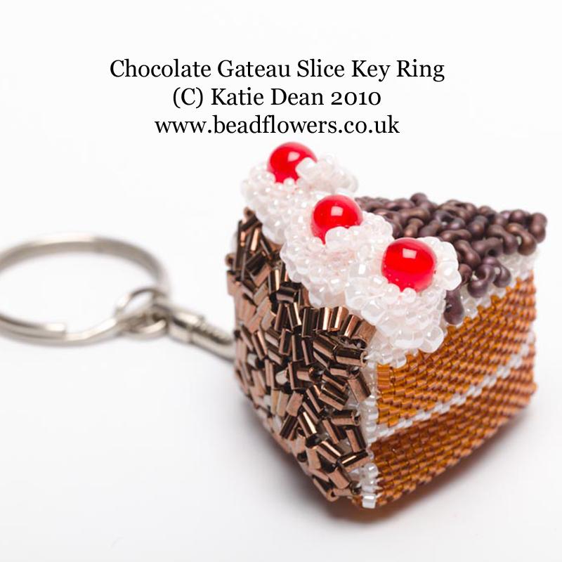 Chocolate Gateau Slice
