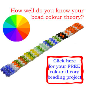 Free Colour Theory Beading Project