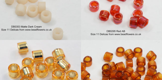 Which bead colours work together?