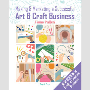 Fiona Pullen: Making and Marketing a Successful Art and Craft Business, My world of Beads, Katie Dean